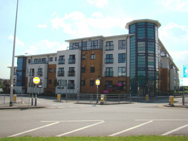 1 Bed Apartment Flat/apartment For Sale - Exterior