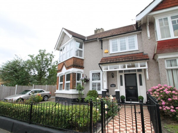 4 Bed Semi-detached House For Sale - Exterior