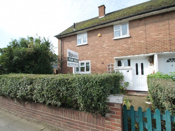 3 Bed Semi-detached House For Sale - Front of Property