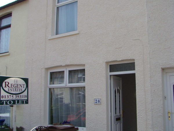 3 Bed Mid Terraced House For Sale - Exterior