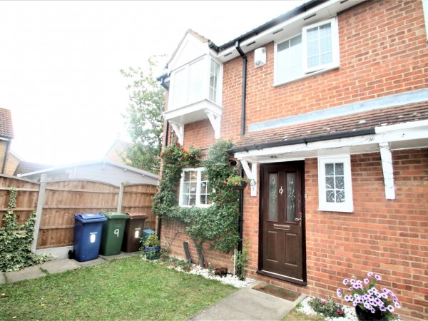 3 Bed End Terraced House For Sale - Outside 1