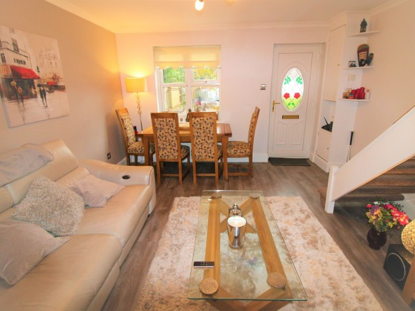 2 Bed End Terraced House For Sale - Lounge 1