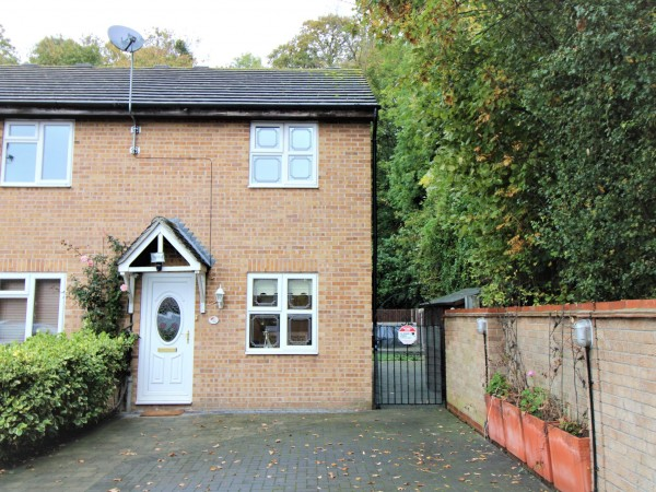 2 Bed End Terraced House For Sale - Front