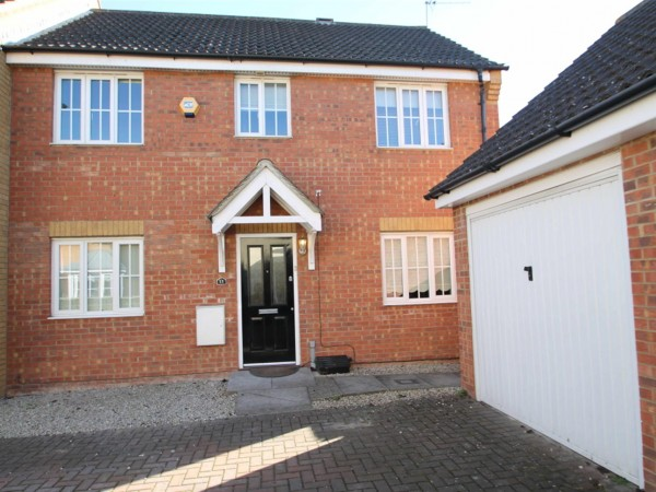 3 Bed Semi-detached House To Rent - Front of House &