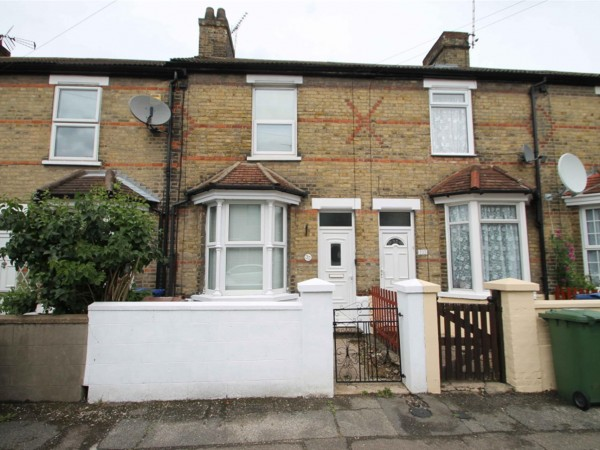 2 Bed Terraced House To Rent - Photo