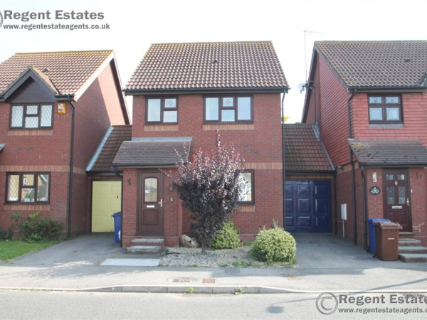 3 Bed Link Detached House To Rent - Photo
